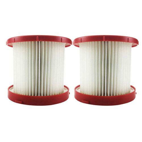 49-90-1900 Wet//Dry Filter Kit for Milwaukee 49-90-1900 Cordless Vacuum Cleaner