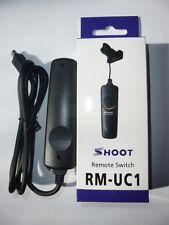Remote RM-UC1 Shutter Release Control for Olympus SP-820UZ,720UZ,E620,SZ-30MR