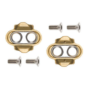Crank-Brothers-Premium-Bicycle-Cleats-Gold