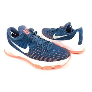 new concept d8787 0b817 Image is loading Nike-KD-8-VIII-Youth-Sz-7Y-Ocean-