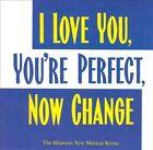 I Love You, You're Perfect, Now Change [Original Cast Recording] by Various Artists (CD, Nov-1996, VarŠse Sarabande (USA))