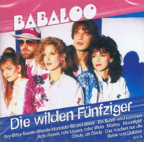 1 von 1 - Babaloo - Die wilden 50er - CD NEU Spiel noch einmal für mich Habanero Babalo