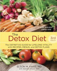 The Detox Diet, Third Edition: The Definitive Guide for Lif... by Haas, Elson M.