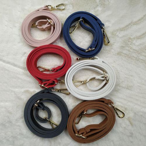 Adjustable Bag Strap Shoulder Replacement Handbag Cross Body 123cm PU Leather/_CH