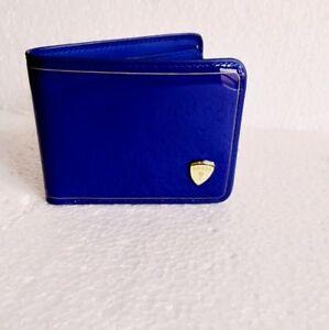 Men-Wallet-DIESEL-Leather-Wallet-Card-Holder-Free-Shipping-Blu-Color-Free-shipng
