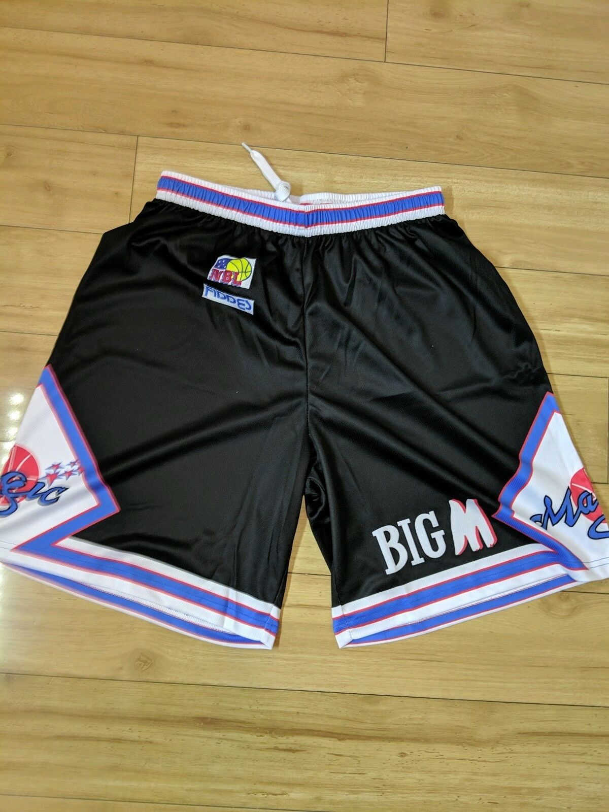 South East Melbourne Magic Replica NBL Basketball Uniform Jersey Shorts - XS