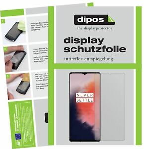 6x-OnePlus-7T-Proteccion-Protector-De-Pantalla-Anti-Reflejo-dipos