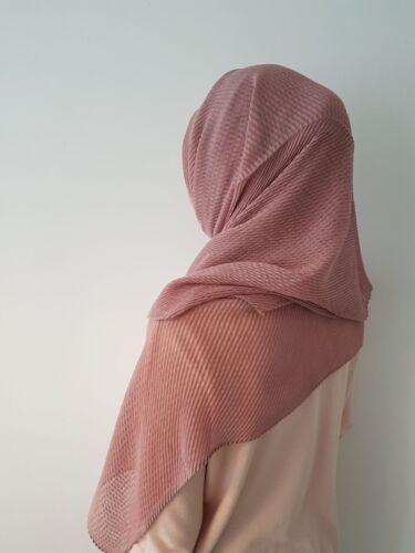GÜLCANELLA HIJABS 100 /% Viskose hijab scarf Kopftuch kefaya esarp Tuch schal