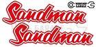 Holden HQ-HJ- SANDMAN RED - Stickers