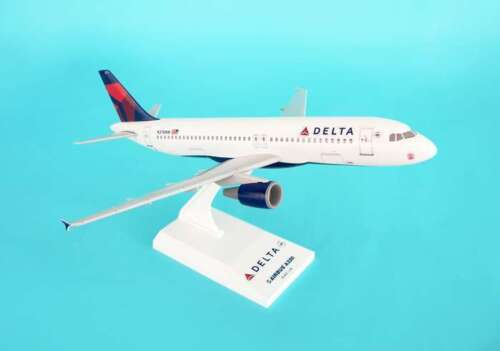 SkyMarks SKR519 Delta Airlines Airbus A320 1:150 Scale New Livery REG#N376NW