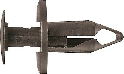 100pcs #1860 Nylon Push Retainer 8mm Hole, 20mm Length Auto Body Fastener