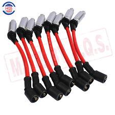 Performance Spark Plug Wires For CHEVY//GMC 1999-06 LS1 VORTEC 5.3L 6.0L 4.8L