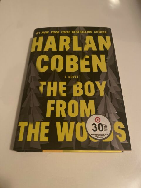 The Boy From The Woods By Harlan Coben  2020  Hardcover