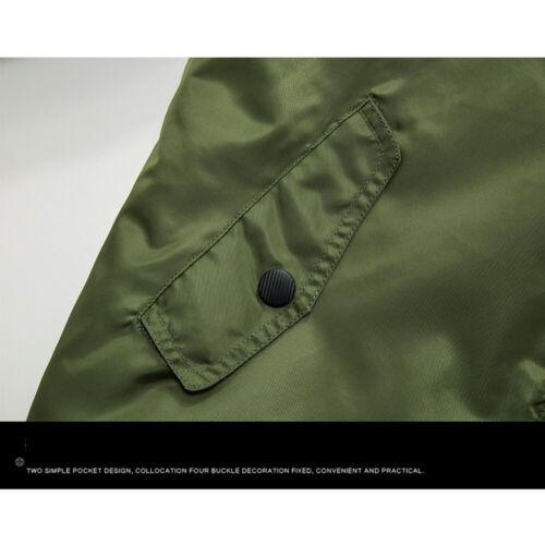 San Francisco 49ers Pilot Bomber Jacket MA1 Flight Thicken Coat Football Outwear