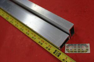 """1/"""" X 1.5/"""" X 1//8/"""" 60/"""" Rectangular Aluminum Tubing"""