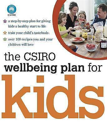 1 of 1 - The CSIRO  Wellbeing Plan For Kids - NEW