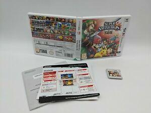 Super Smash Bros Nintendo 3DS 2DS Reino Unido Juego ** GRATIS UK FRANQUEO **