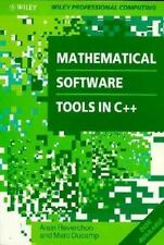 Mathematical Software Tools in C++ (Wiley Professional Computing)-ExLibrary