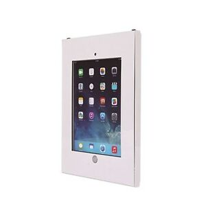 iPad-Wall-Mount-Anti-Theft-Steel-Enclosure-for-iPad2-3-4-Air-Air-2-9-7-034-Ipad-Pro