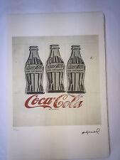 Andy Warhol Litografia 57 x 38 Arches France Timbro Secco Galleria Arte A155