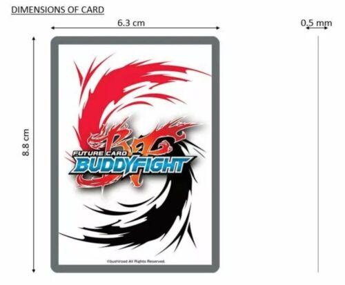 "FUTURE CARD BUDDYFIGHT GARGANTUA DRAGON /""CYCLONE MODE/"" S-BT02//S001EN SP"