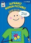 Alphabet Hidden Pictures Stick Kids Workbook by Teresa Domnauer (Paperback / softback, 2012)