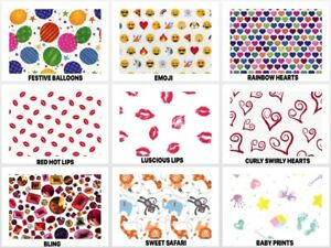 SPECIAL-OCCASION-Print-Tissue-Paper-Sheets-20-034-x-30-034-Choose-Print-amp-Pack-Amount