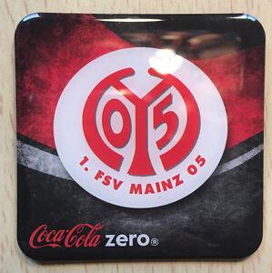 1 Fsv Mainz 05 Magnet Coca Cola Zero Fussball Bundesliga