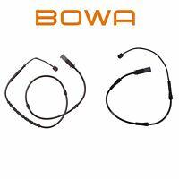 Bmw F22 F23 F30 F31 F32 F33 F34 Front And Rear Disc Brake Pad Wear Sensors Bowa on sale