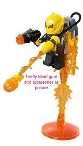 LEGO Flash Minifigure Split From LEGO Batman 76117