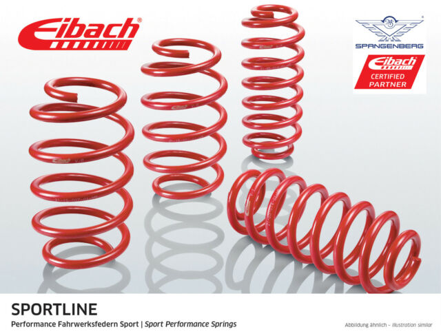 Eibach Sportline Chasis de Muelles Seat Leon Hatchback a partir de Año Fab.
