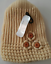 New-Ladies-Girls-Chunky-Cable-Knitted-Ribbed-Beanie-Soft-Warm-Hats-with-Crochet thumbnail 2