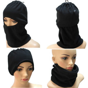 8aeaacf279f Kid Adult Full Face Mask Snow Windproof Warmer Balaclava Biker ...