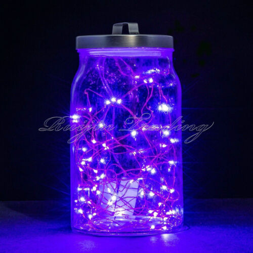 20//30LED MICRO WIRE STRING FAIRY PARTY XMAS WEDDING CHRISTMAS LIGHT