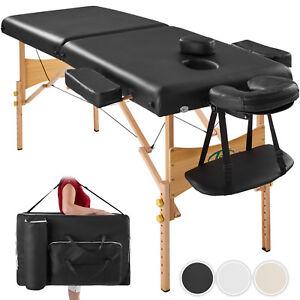 Massagetisch-Massagebank-Massageliege-2-Zonen-SET-3-FARBEN