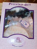 Vintage Goldenvale Collection Porcelain Doll 11.5