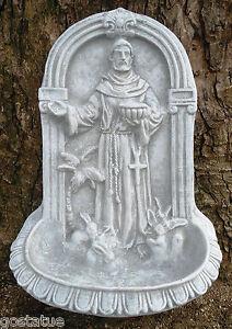 St-Francis-mold-wall-bird-bath-feeder-planter-mold-plaster-concrete-mould