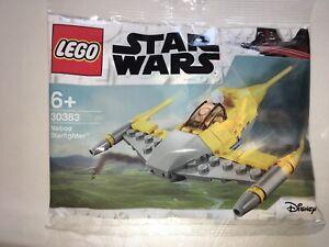 LEGO-Star-Wars-POLYBAG-30383-Naboo-Starfighter-NEU-OVP