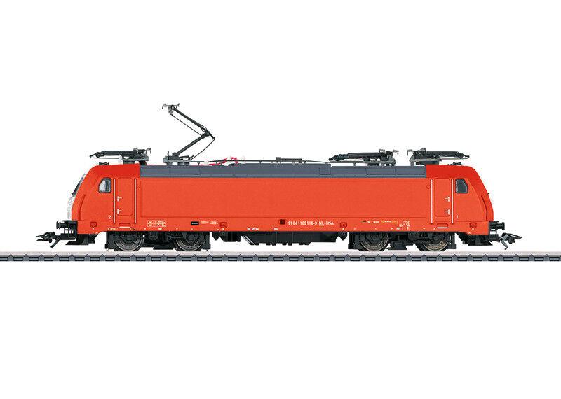Märklin h0 36639 E-Lok BR e 186 di NS