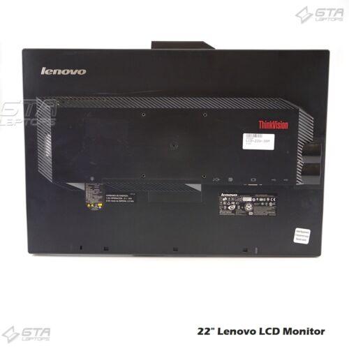 "22/"" Lenovo LCD Monitor L2251xwDNo Stand"