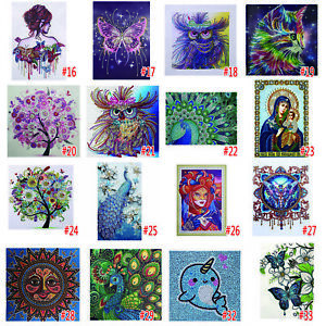 DIY-5D-Full-Drill-Diamond-Painting-Embroidery-Cross-Crafts-Stitch-Home-Decor-Art