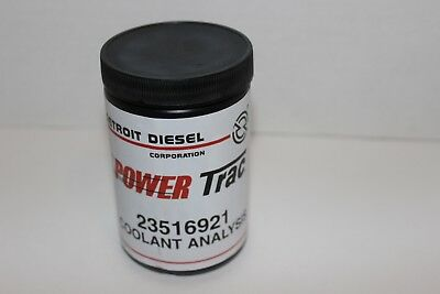 Coolant Analysis Kit FREE SHIPPING! Detroit Diesel POWER TRAC 23516921