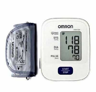 OMRON Automatic Upper Arm Blood Pressure Monitor HEM7120  FREE SHIP