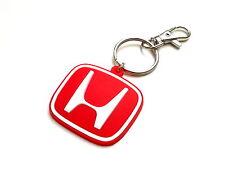 Honda anhänger keyring key fob keychain Emblem badge Civic Prelude Type R