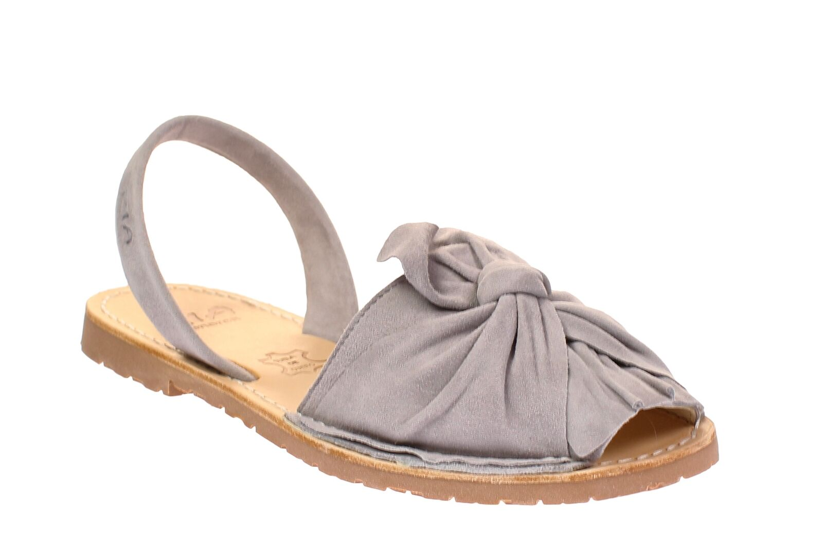 Ria Menorca 27167-S2 ANTE C - Damen Schuhe offene Schuhe Sandaleetten - caramelo