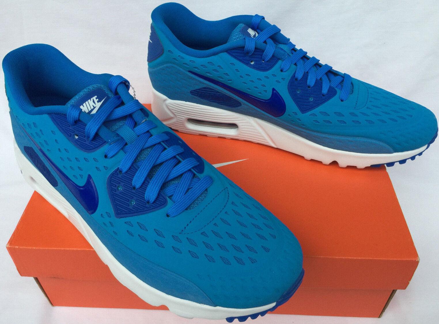 Nike Marathon Air Max 90 Ultra Breathe 725222-404 Reflect Marathon Nike fonctionnement chaussures homme 12 520650