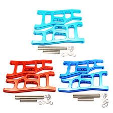 for 1//10 Slash 2WD /& Stampede 2WD RC Car C28180BLACK HD Suspension R Pin Set 4