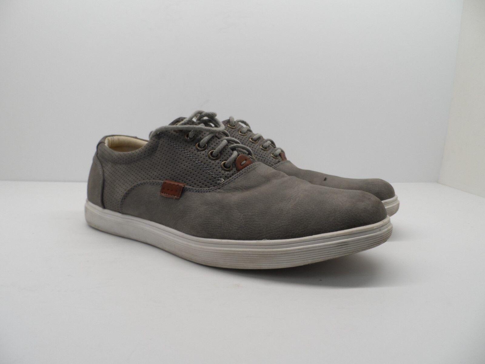 Steve Madden Shoe Men's M-Renold Casual Sneaker Shoe Madden Gray Size 8.5 M 9e83ba