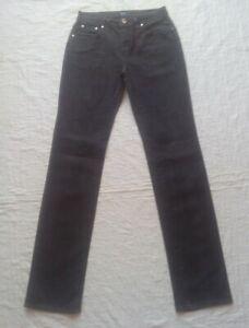 Trussardi-Jeans-Slim-pour-Femme-taille-34