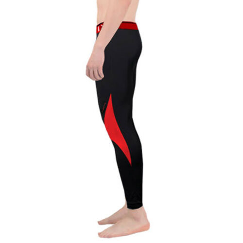 Take Five Mens Skin Tight Compression Base Layer Running Pants Leggings NT517